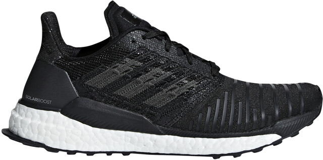 best service b477e 278e7 ... buy adidas solar boost running shoes women black 433d8 931a0  switzerland adidas solar boost womens grey white core ...